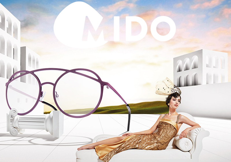 mido eyewear exhibition